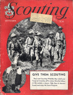 Scouting Vol. XXIV No. 8 Magazine