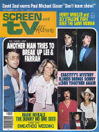 Screen and TV Album Magazine September 1977 Magazine