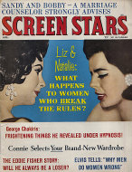 Screen Stars Magazine April 1963 Magazine