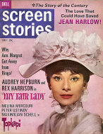 Screen Stories Magazine December 1964 Magazine