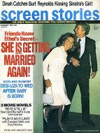 Screen Stories Magazine January 1973 Magazine