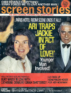 Screen Stories Magazine July 1974 Magazine