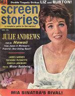 Screen Stories Magazine November 1966 Magazine