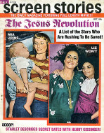 Screen Stories Magazine October 1971 Magazine