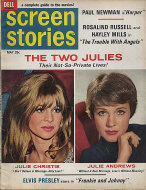 Screen Stories May 1,1966 Magazine