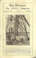Sea Breezes Vol. XVIII No. 175 Magazine