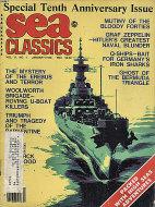 Sea Classics Vol. 11 No. 1 Magazine
