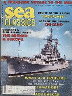Sea Classics Vol. 16 No. 4 Magazine