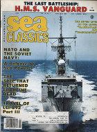 Sea Classics Vol. 18 No. 3 Magazine