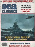 Sea Classics Vol. 20 No. 3 Magazine