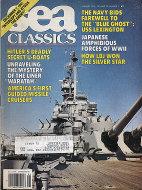 Sea Classics Vol. 25 No. 1 Magazine