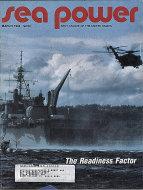 Sea Power Vol. 37 No. 3 Magazine