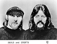 Seals & Crofts Promo Print