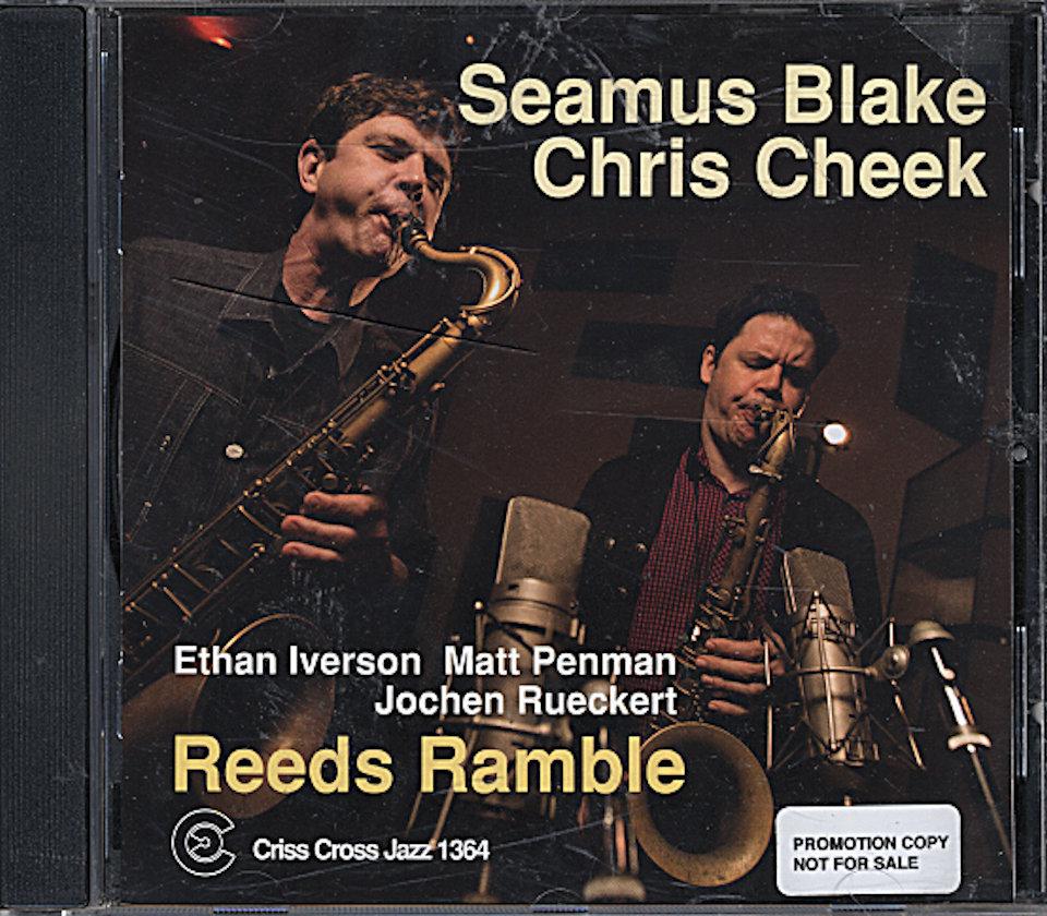 Seamus Blake & Chris Cheek CD