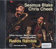 Seamus Blake & Chris Cheek CD
