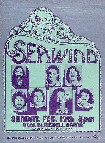 Seawind Poster