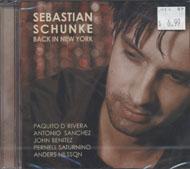 Sebastian Schunke & Paquito D'Rivera CD