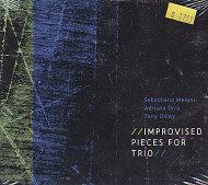 Sebastiano Meloni / Adriano Orru / Tony Oxley CD