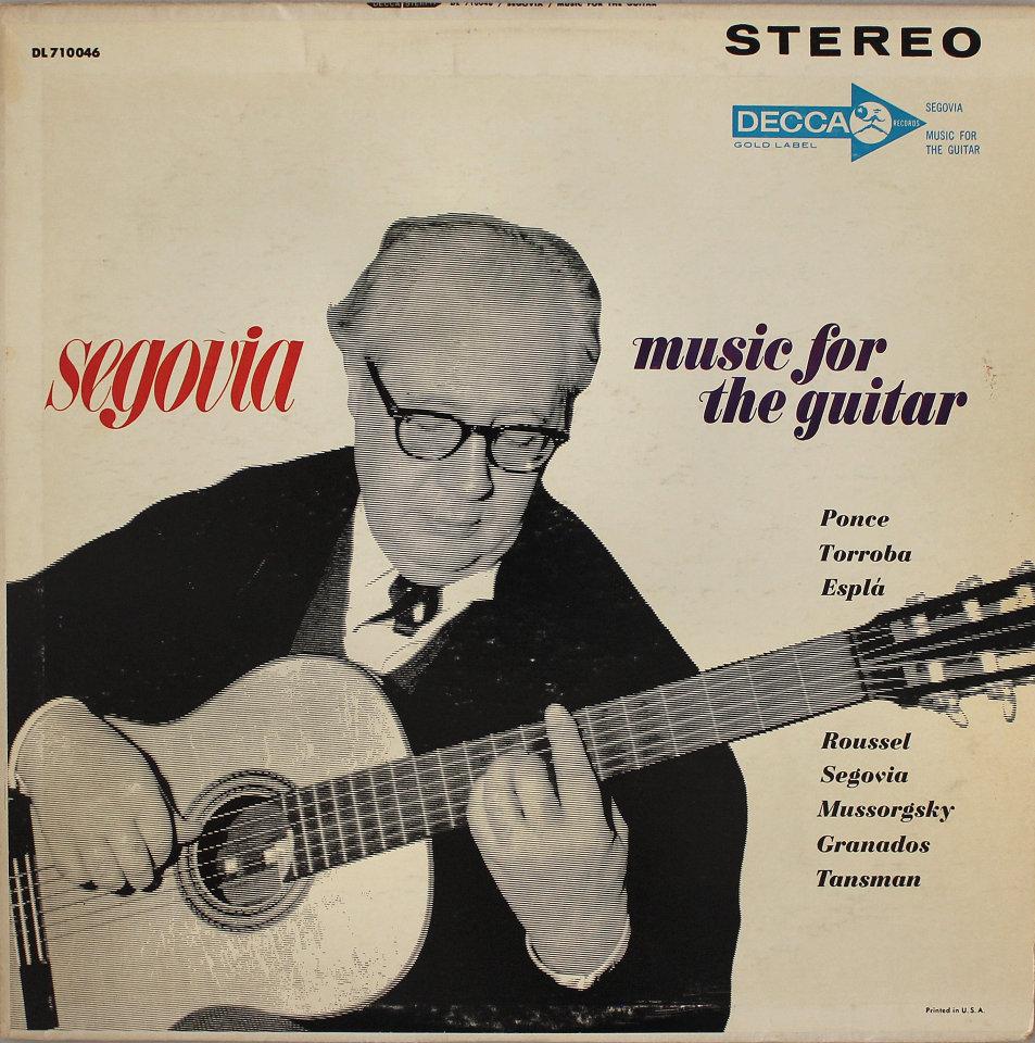 """Segovia Vinyl 12"""" (Used)"""