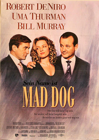 Sein Name ist Mad Dog Poster