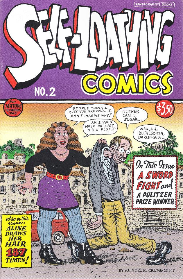 Self-Loathing Comics No.2 Comic Book