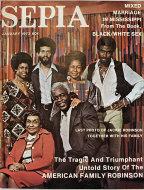 Sepia Vol. 22 No. 1 Magazine