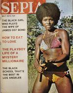 Sepia Vol. 22 No. 5 Magazine