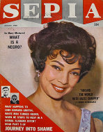 Sepia Vol. VIII No. 8 Magazine