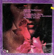 """Sergio Mendes Trio Vinyl 12"""" (Used)"""
