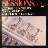 """Sessions, Live Vinyl 12"""" (Used)"""