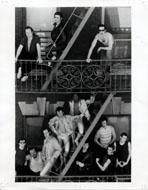 Sha Na Na Vintage Print