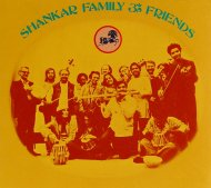 Shankar Family And Friends Sticker