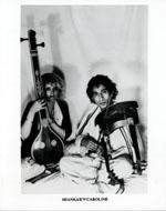 Shankar N' Caroline Promo Print