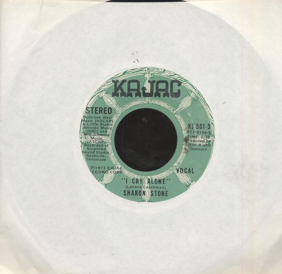 "Sharon Stone Vinyl 7"" (Used)"