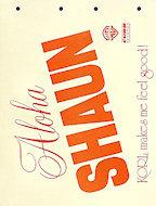 Shaun Cassidy Handbill