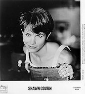 Shawn Colvin Promo Print