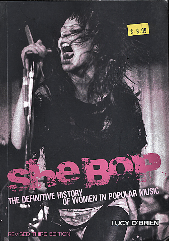 Shebop The Definitive History Of Women In Popular Music Book 2012