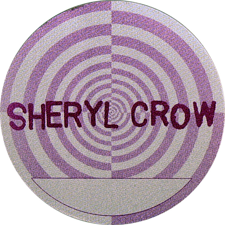 Sheryl Crow Backstage Pass