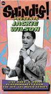 Shindig! presents Jackie Wilson VHS
