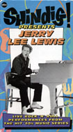 Shindig! Presents Jerry Lee Lewis VHS