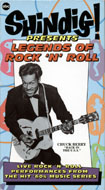 Shindig! Presents Legends of Rock 'N' Roll VHS