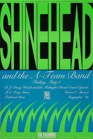 Shinehead Poster