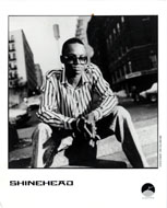 Shinehead Promo Print