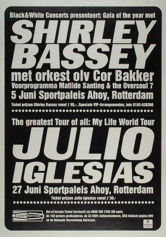 Shirley Bassey Poster