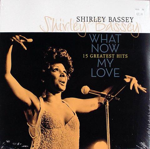 "Shirley Bassey Vinyl 12"" (New)"