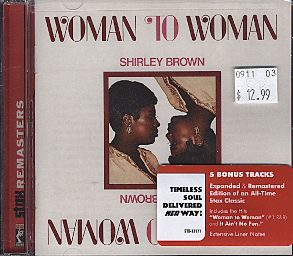 Shirley Brown CD