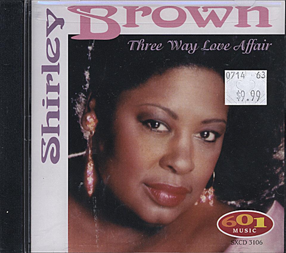 Shirley Brown CD