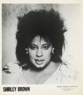 Shirley Brown Promo Print