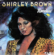 "Shirley Brown Vinyl 12"" (New)"