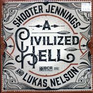 "Shooter Jennings / Lukas Nelson Vinyl 7"" (Used)"